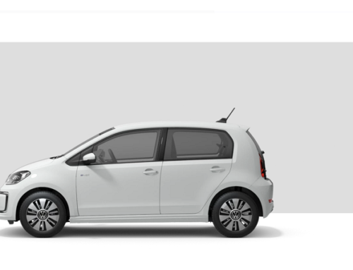 Volkswagen Nya E-Up!